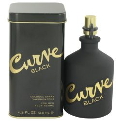 Curve Black By Liz Claiborne Eau De Toilette Spray (Tester) 4.2 Oz For Men #547964