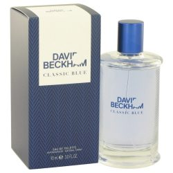 David Beckham Classic Blue By David Beckham Eau De Toilette Spray 3 Oz For Men #518559
