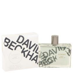 David Beckham Homme By David Beckham Eau De Toilette Spray 2.5 Oz For Men #502582