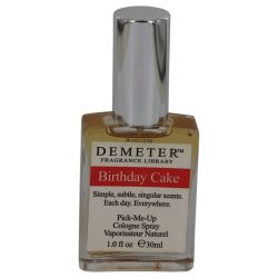 Demeter Birthday Cake By Demeter Cologne Spray (Unboxed) 1 Oz For Women #541020