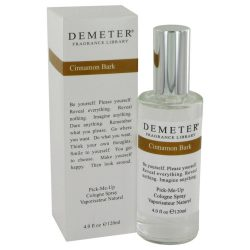 Demeter Cinnamon Bark By Demeter Cologne Spray 4 Oz For Women #462770