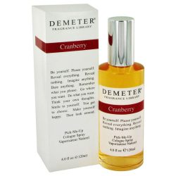 Demeter Cranberry By Demeter Cologne Spray 4 Oz For Women #426381