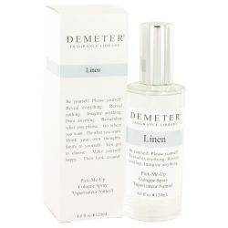 Demeter Linen By Demeter Cologne Spray 4 Oz For Women #518325