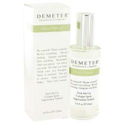 Demeter Olive Flower By Demeter Cologne Spray 4 Oz For Women #427564