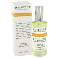 Demeter Orange Cream Pop By Demeter Cologne Spray 4 Oz For Women #427565