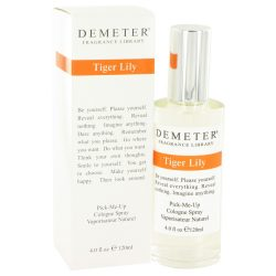 Demeter Tiger Lily By Demeter Cologne Spray 4 Oz For Women #448955