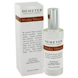 Demeter Whiskey Tobacco By Demeter Cologne Spray 4 Oz For Men #449009