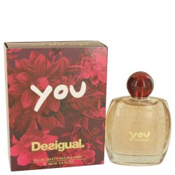Desigual You By Desigual Eau De Toilette Spray 3.4 Oz For Women #533929