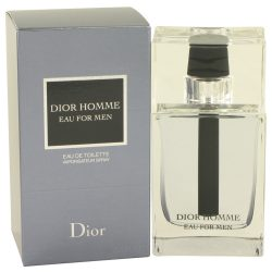Dior Homme Eau By Christian Dior Eau De Toilette Spray 3.4 Oz For Men #531880