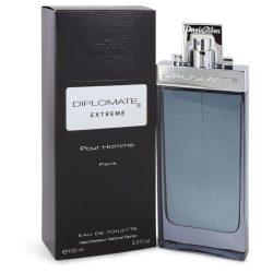 Diplomate Pour Homme Extreme By Paris Bleu Eau De Toilette Spray 3.4 Oz For Men #545418