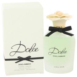 Dolce Floral Drops By Dolce & Gabbana Eau De Toilette Spray 2.5 Oz For Women #531777
