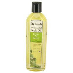 Dr Teals Bath Additive Eucalyptus Oil By Dr Teals Pure Epson Salt Body Oil Relax & Relief With Eucalyptus & Spearmint 8.8 Oz For Women #534554