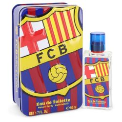 Fc Barcelona By Air Val International Eau De Toilette Spray 1.7 Oz For Men #543037