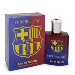 Fc Barcelona By Air Val International Eau De Toilette Spray 3.4 Oz For Men #543040