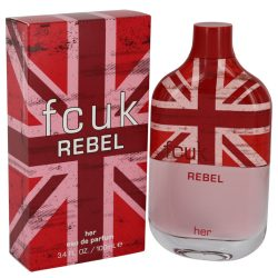 Fcuk Rebel By French Connection Eau De Parfum Spray 3.4 Oz For Women #540655