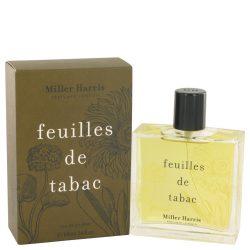 Feuilles De Tabac By Miller Harris Eau De Parfum Spray 3.4 Oz For Women #532964