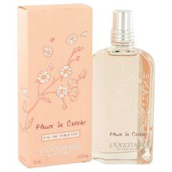 Fleurs De Cerisier Loccitane By Loccitane Eau De Toilette Spray 2.5 Oz For Women #518744