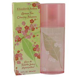 Green Tea Cherry Blossom By Elizabeth Arden Eau De Toilette Spray 3.3 Oz For Women #498823