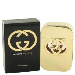 Gucci Guilty By Gucci Eau De Toilette Spray 2.5 Oz For Women #466901