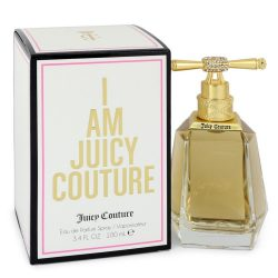 I Am Juicy Couture By Juicy Couture Eau De Parfum Spray 3.4 Oz For Women #530808