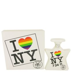 I Love New York Marriage Equality Edition By Bond No. 9 Eau De Parfum Spray (Marriage Equality Edition - Unisex) 3.4 Oz For Women #498531