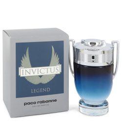 Invictus Legend By Paco Rabanne Eau De Parfum Spray 3.4 Oz For Men #545690