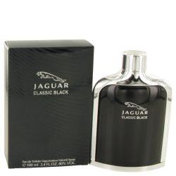 Jaguar Classic Black By Jaguar Eau De Toilette Spray 3.4 Oz For Men #462484