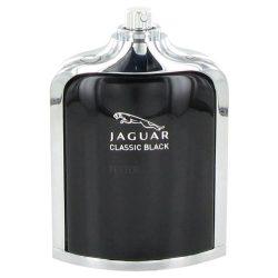 Jaguar Classic Black By Jaguar Eau De Toilette Spray (Tester) 3.4 Oz For Men #480235