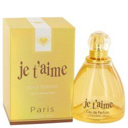 Je Taime By Yzy Perfume Eau De Parfum Spray 3.3 Oz For Women #529202