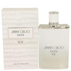 Jimmy Choo Ice By Jimmy Choo Eau De Toilette Spray 3.4 Oz For Men #536765