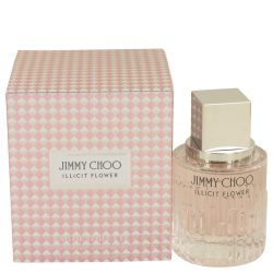 Jimmy Choo Illicit Flower By Jimmy Choo Eau De Toilette Spray 1.3 Oz For Women #536738