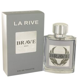 La Rive Brave By La Rive Eau De Toilette Spray 3.3 Oz For Men #536951