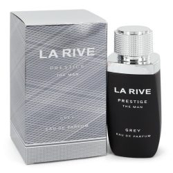 La Rive Prestige Grey By La Rive Eau De Parfum Spray 2.5 Oz For Men #544131