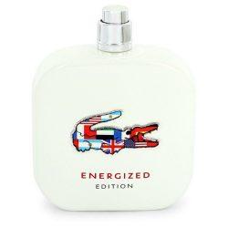 Lacoste Eau De Lacoste L.12.12 Energized By Lacoste Eau De Toilette Spray (Tester) 3.4 Oz For Men #545851