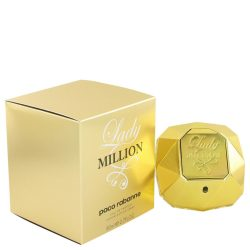 Lady Million By Paco Rabanne Eau De Parfum Spray 2.7 Oz For Women #467211