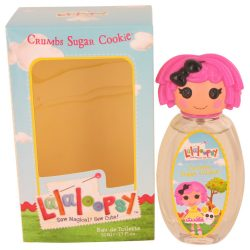 Lalaloopsy By Marmol & Son Eau De Toilette Spray (Crumbs Sugar Cookie) 1.7 Oz For Women #536484