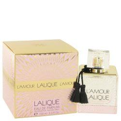 Lalique Lamour By Lalique Eau De Parfum Spray 3.3 Oz For Women #515379