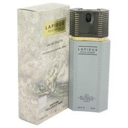 Lapidus By Ted Lapidus Eau De Toilette Spray 3.4 Oz For Men #418090