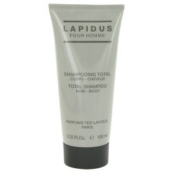 Lapidus By Ted Lapidus Hair & Body Shampoo (Shower Gel) 3.4 Oz For Men #516030