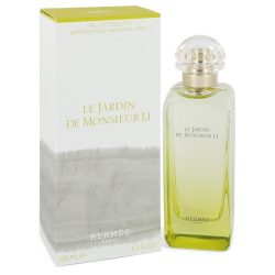 Le Jardin De Monsieur Li By Hermes Eau De Toilette Spray (Unisex) 3.3 Oz For Men #543256