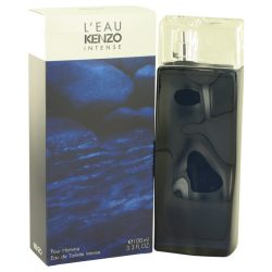 Leau Par Kenzo Intense By Kenzo Eau De Toilette Spray 3.3 Oz For Men #518511