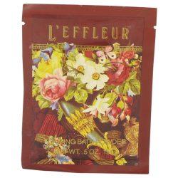 Leffleur By Coty Foaming Bath Powder .5 Oz For Women #533187