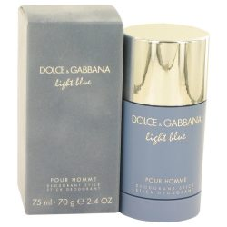 Light Blue By Dolce & Gabbana Deodorant Stick 2.4 Oz For Men #458156
