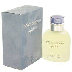 Light Blue By Dolce & Gabbana Eau De Toilette Spray 2.5 Oz For Men #441083