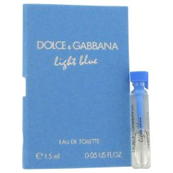 Light Blue By Dolce & Gabbana Vial (Sample) .04 Oz For Women #421235