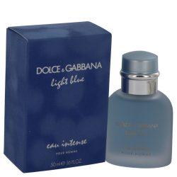 Light Blue Eau Intense By Dolce & Gabbana Eau De Parfum Spray 1.7 Oz For Men #540380