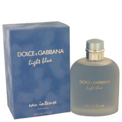 Light Blue Eau Intense By Dolce & Gabbana Eau De Parfum Spray 6.7 Oz For Men #537943