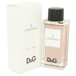 Limperatrice 3 By Dolce & Gabbana Eau De Toilette Spray 3.3 Oz For Women #462271