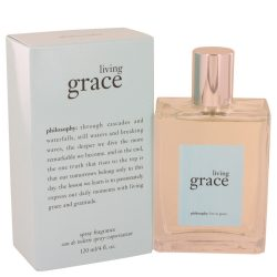 Living Grace By Philosophy Eau De Toilette Spray 4 Oz For Women #539422