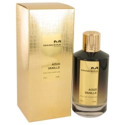 Mancera Aoud Vanille By Mancera Eau De Parfum Spray (Unisex) 4 Oz For Women #536909